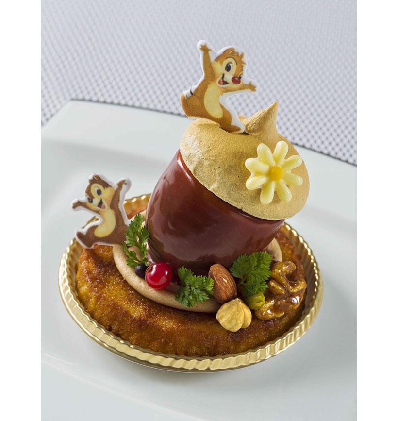 ハイピリオン・ラウンジのデザートの画像
