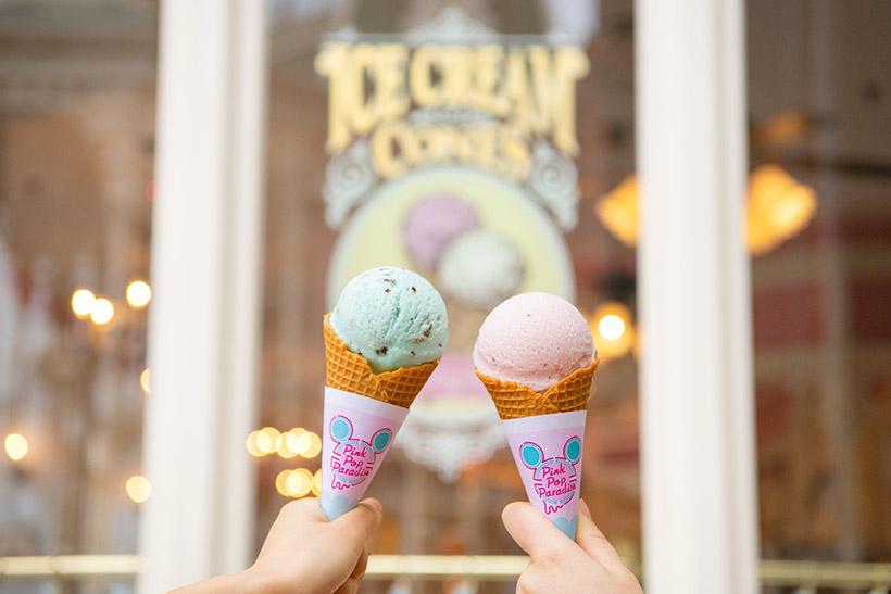 アイスクリームの画像