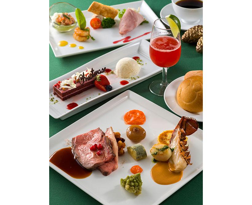 ブルーバイユー・レストランのスペシャルコース