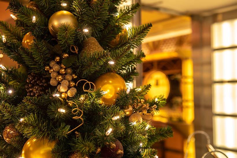 エンパイア・グリル,クリスマスツリー