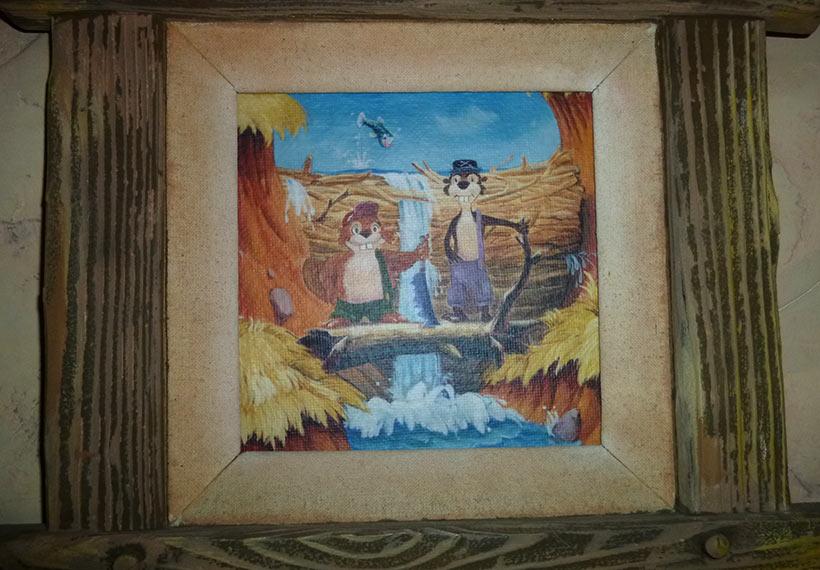 ビーバーブラザーズの二人が描かれた画像