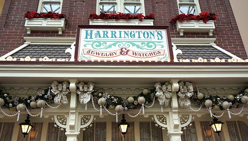 4枚目の答え:「ハリントンズ・ジュエリー&ウォッチ」の画像