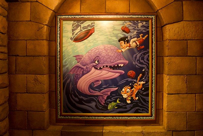 シンドバッドストーリーブックヴォヤッジにある画像