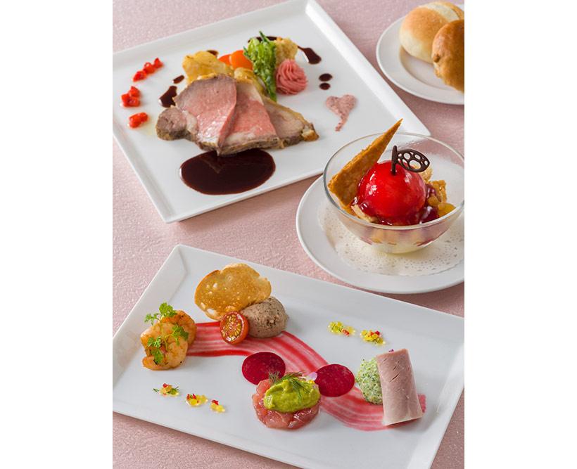 ブルーバイユーレストランのメニューの画像