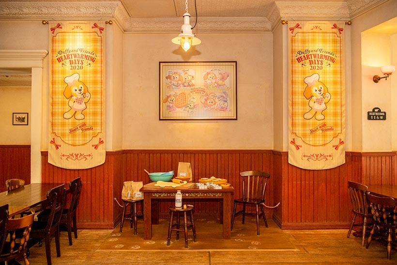 ケープコッドクックオフの店内画像
