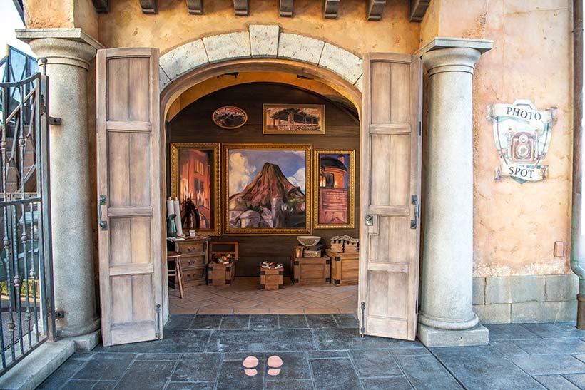 「ポンテ・ヴェッキオ」のお部屋の画像