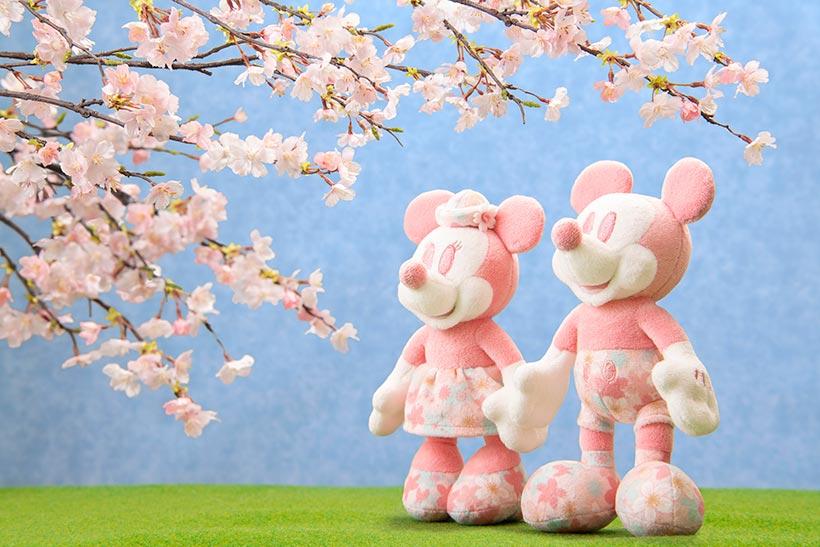 公式】春を感じる桜のグッズをご紹介!|東京ディズニーリゾート ...