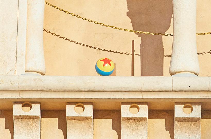 ピクサーボールの画像