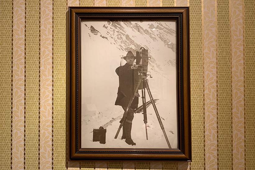 カメラを持ったケイパビリティの写真
