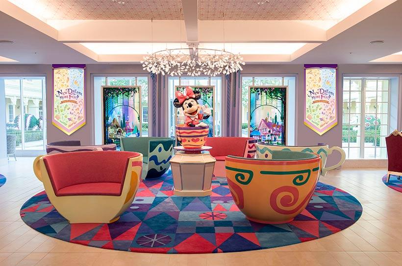 東京ディズニーセレブレーションホテルウィッシュの画像