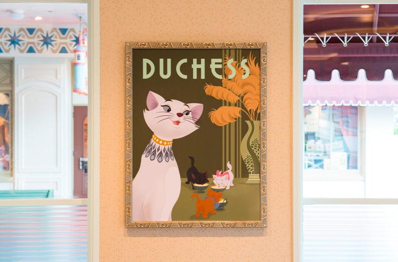 ダッチェスの絵の画像