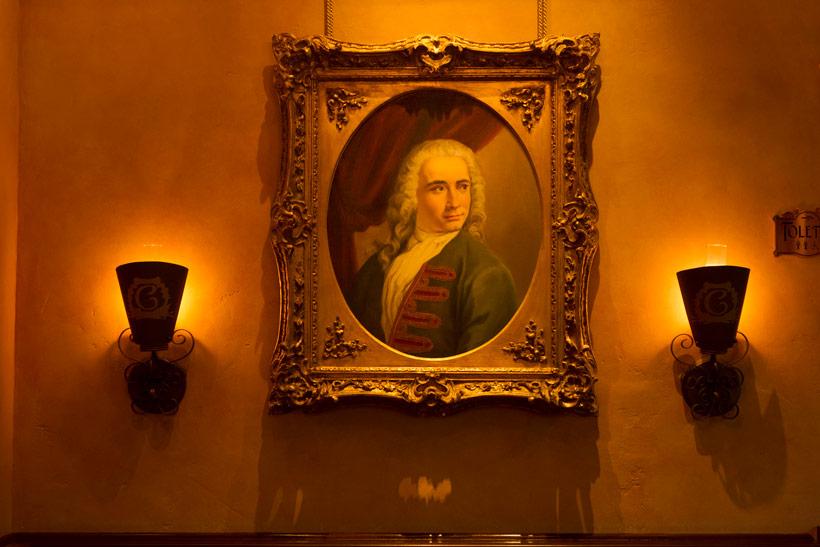 ジョヴァンニ・アントニオ・カナルの肖像画
