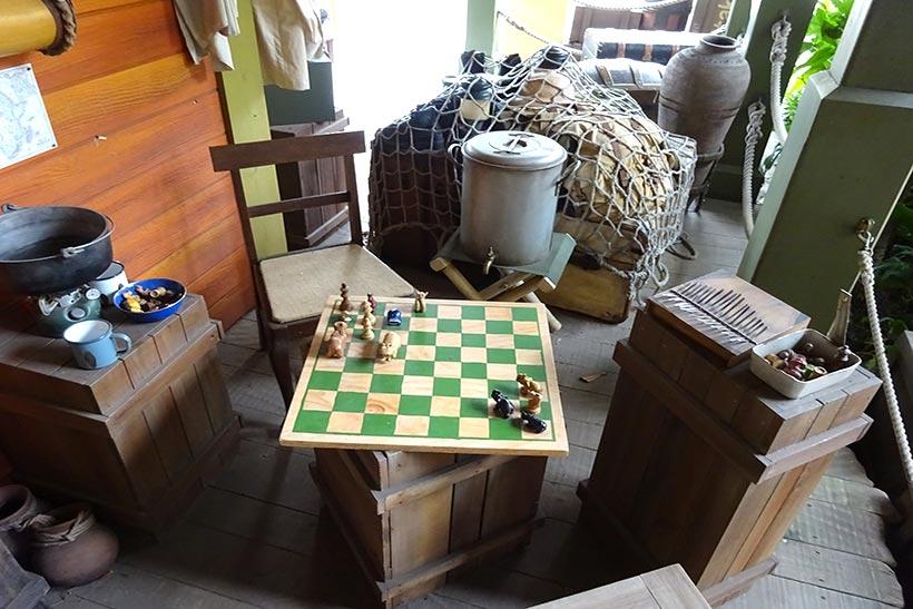 チェス盤の画像