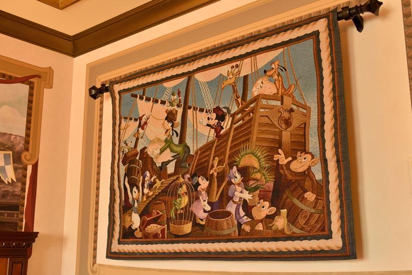 「カピターノ・ミッキー・スーペリアルーム」客室の画像②