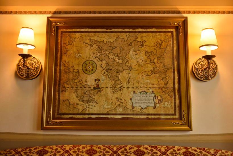 「カピターノ・ミッキー・スーペリアルーム」客室の画像⑤