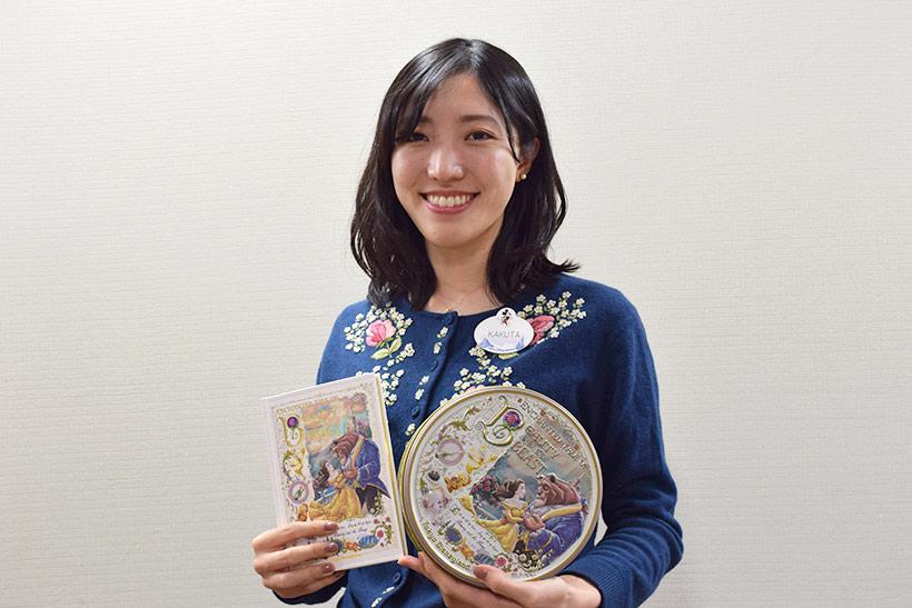 角田さんの写真
