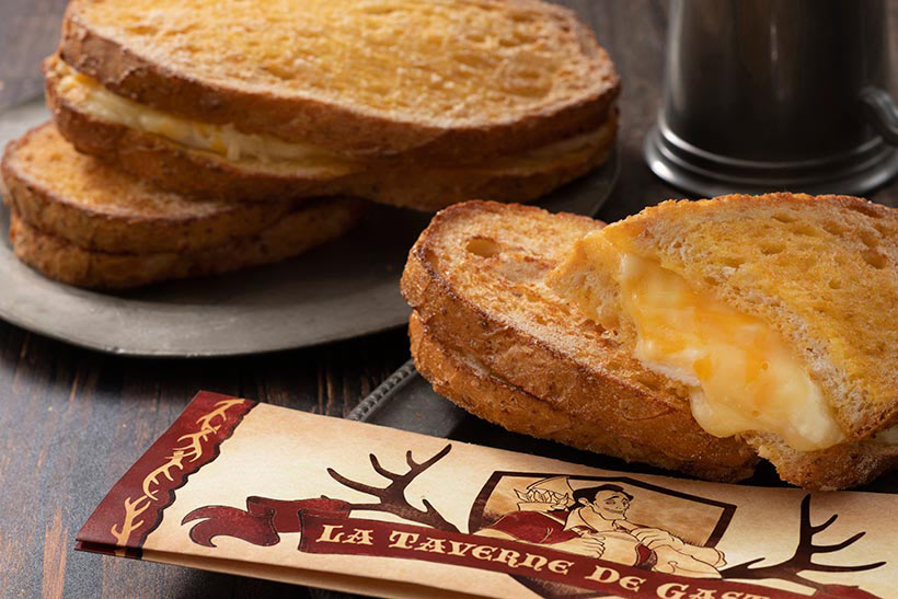 レストラン「ラ・タベルヌ・ド・ガストン」のメニュー画像2