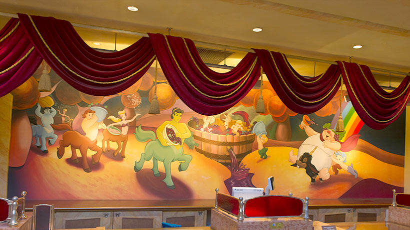 壁の絵の画像