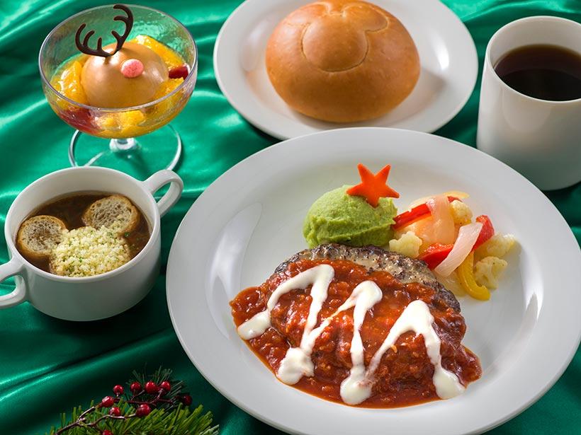 「ホライズンベイ・レストラン」シェフのおすすめセットの画像