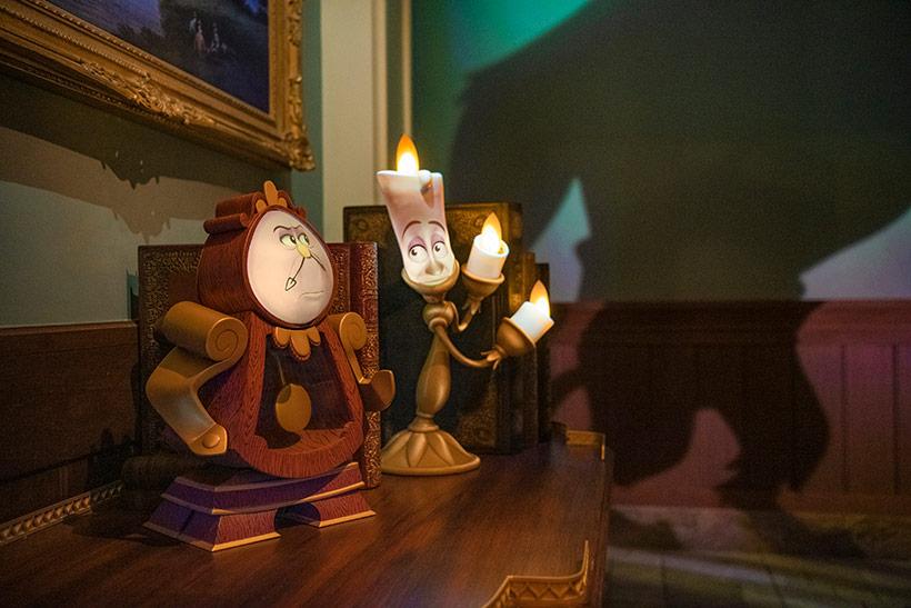 コグスワースとルミエールの画像