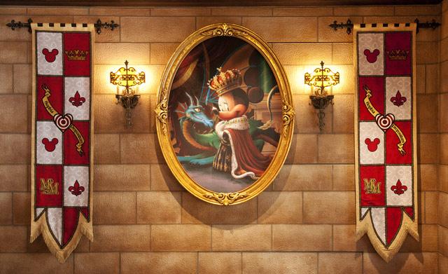 「キングダム・トレジャー」の肖像画