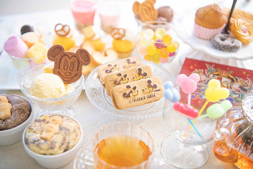 「ディズニーマンスリードリームス」のお菓子の画像