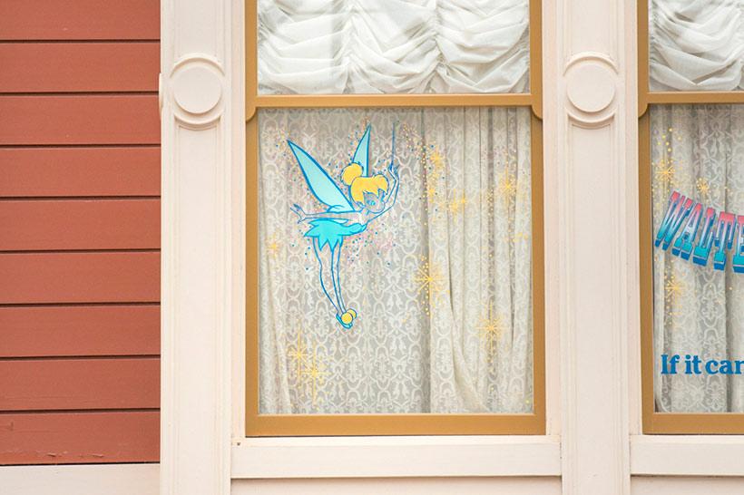 ティンカーベルの窓の画像