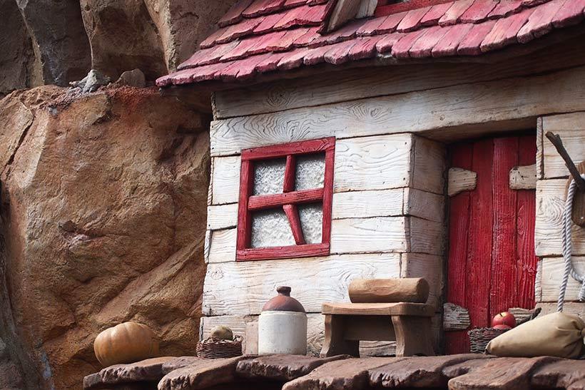 クリッターカントリーの窓の画像