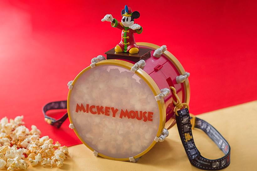 『ミッキーの大演奏会』のポップコーンバケットの画像
