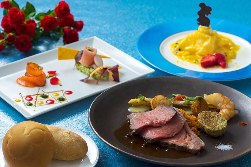 「ブルーバイユー・レストラン」のスペシャルコースの画像