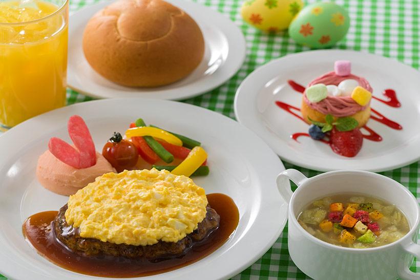 """「ホライズンベイ・レストラン」の""""スペシャルセット""""の画像"""