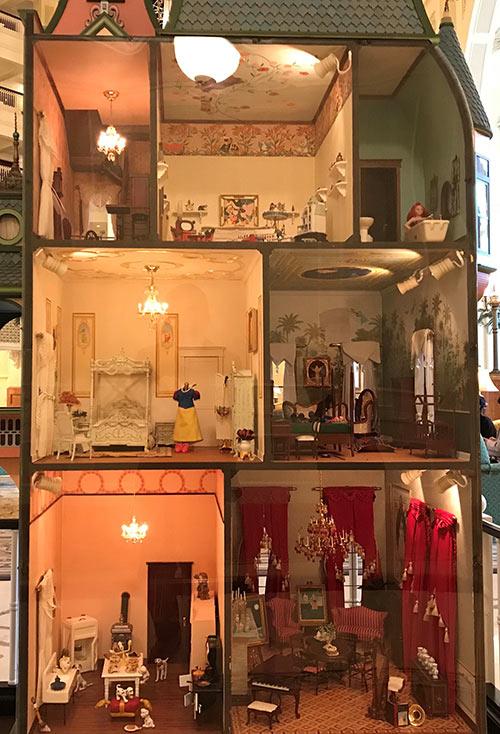 ドールハウスの画像