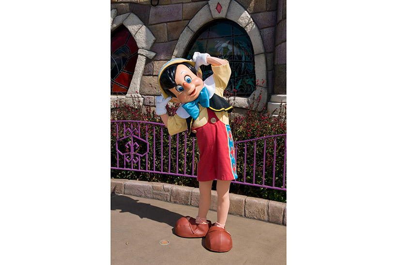 ピノキオの画像