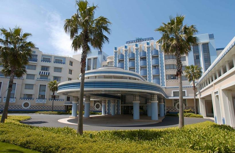 アンバサダーホテルの外観画像