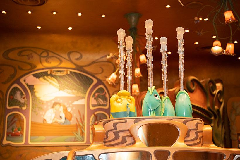 キス・デ・ガール・ファッションの店内画像