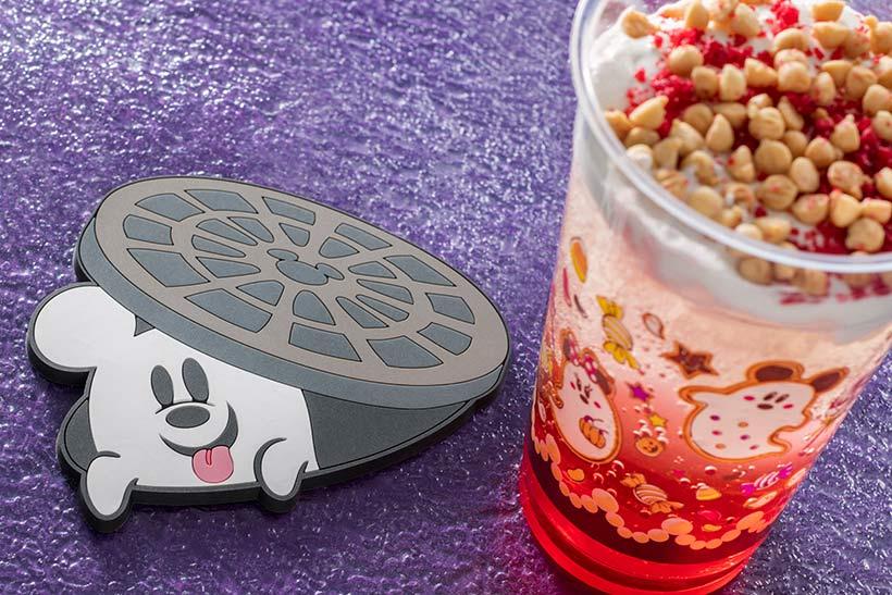 スパークリングゼリードリンク(ライチー&チーズクリーム)の画像