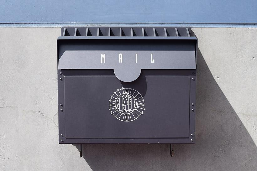 ポートディスカバリーのメールボックス