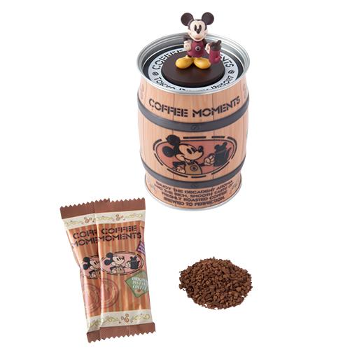 インスタントコーヒーと缶の画像