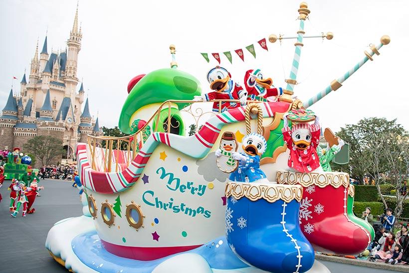 東京ディズニーランド「ディズニー・クリスマス」の画像