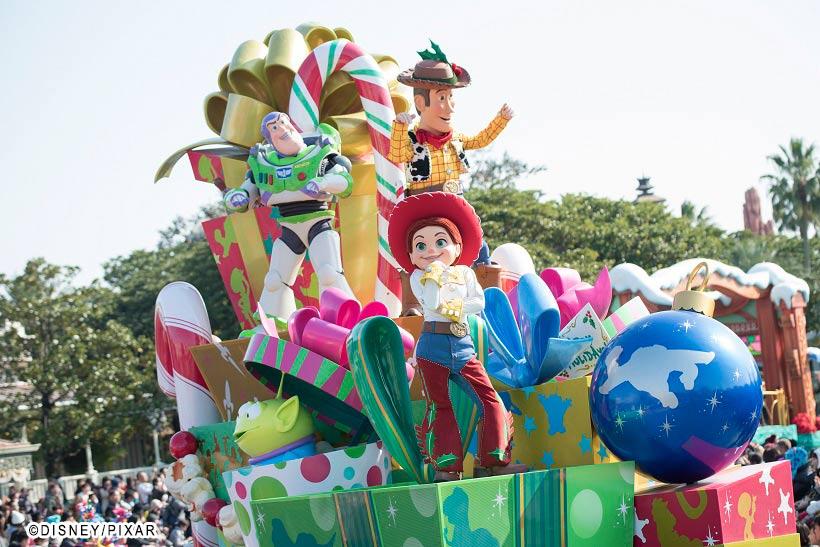 「ディズニー・クリスマス・ストーリーズ」の画像