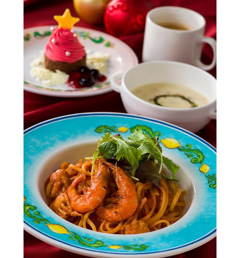 カフェ・ポルトフィーノのスペシャルセットの画像