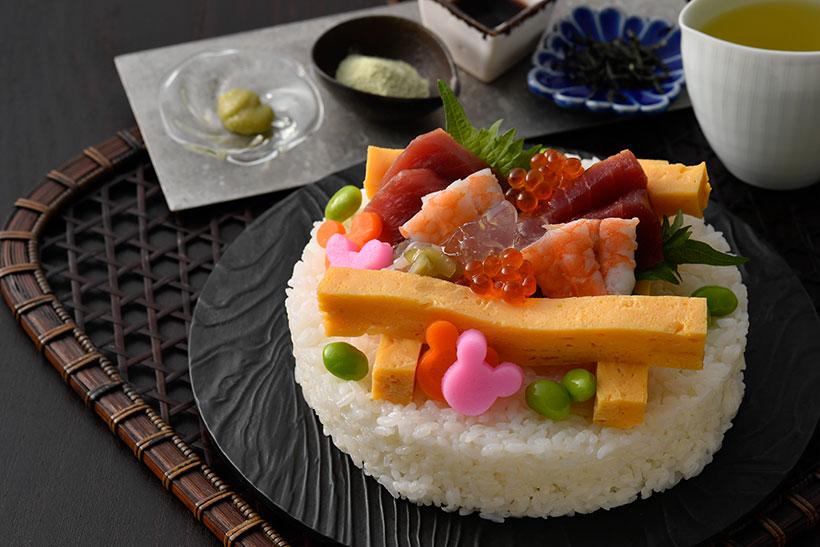 「祭りちらし寿司」の画像