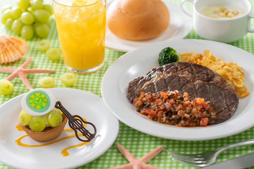 ホライズンベイ・レストラン スペシャルセットの画像