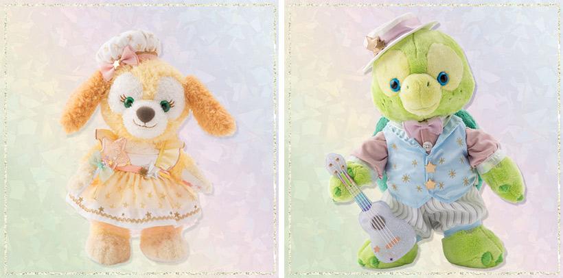 クッキー・アンとオル・メルのコスチューム画像
