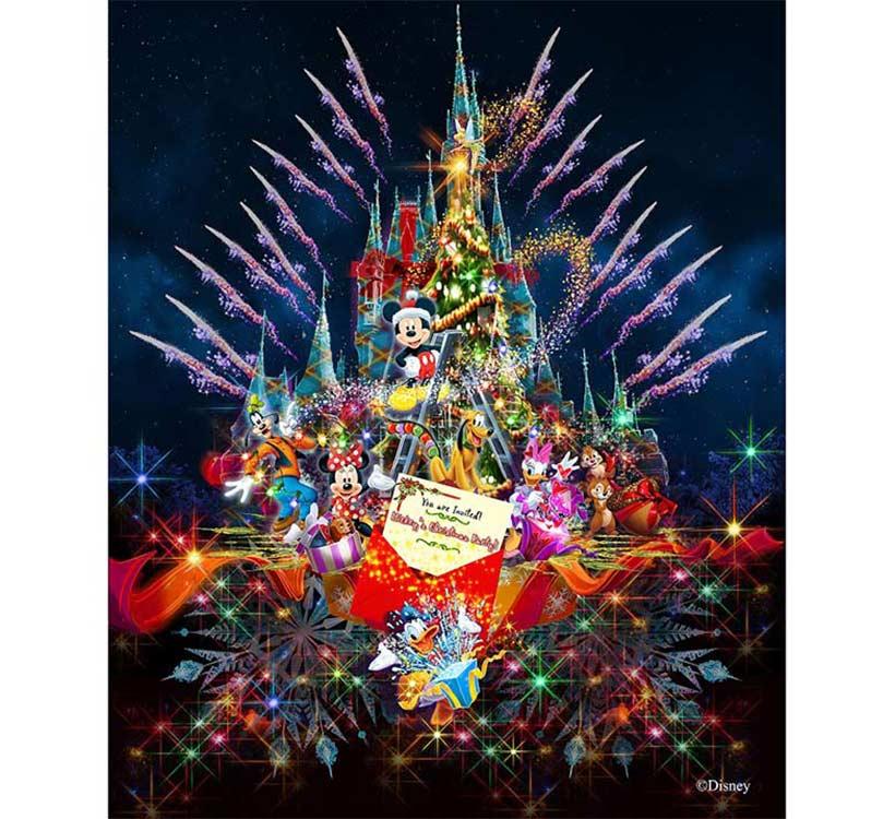 東京ディズニーランド「ディズニー・ギフト・オブ・クリスマス」