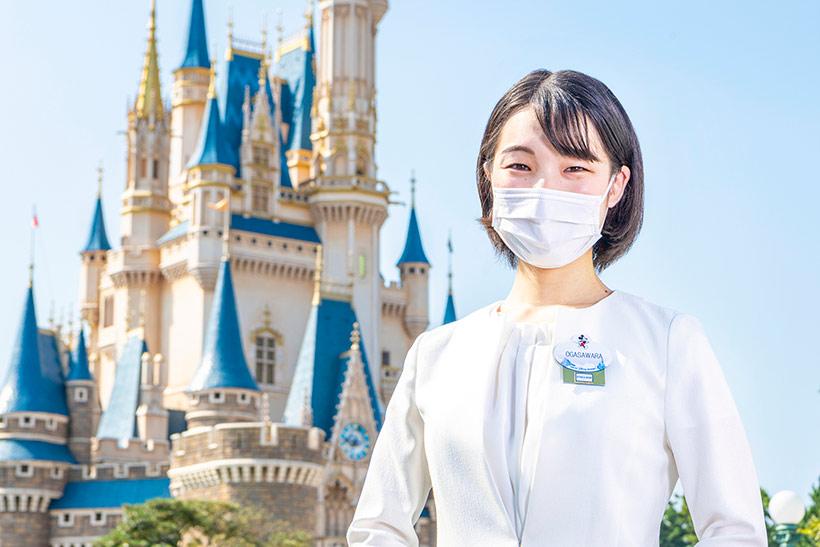2022-2023年 東京ディズニーリゾート・アンバサダー(候補)小笠原 美果さんの画像
