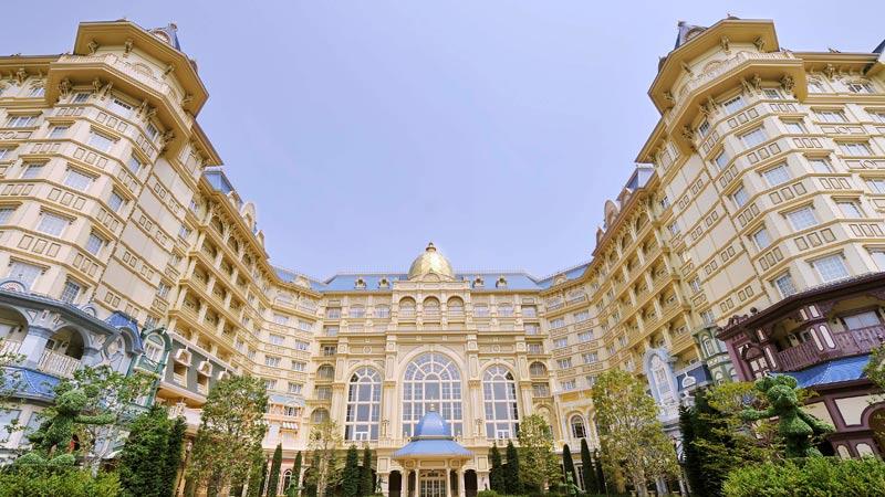 東京ディズニーランドホテルを動画で紹介!のイメージ