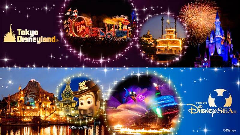 東京迪士尼樂園&東京迪士尼海洋 傍晚六點後護照のイメージ