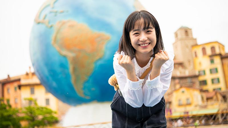 充滿發現與樂趣的浪漫冒險世界盡情暢遊東京迪士尼海洋園區!のイメージ