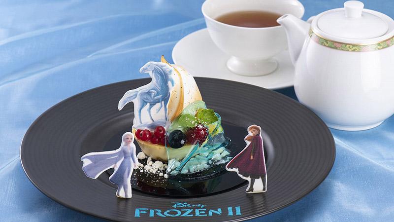 ディズニー映画『アナと雪の女王2』をテーマにしたスペシャルメニューが登場!のイメージ